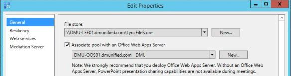 Deploy Office Online Server with Skype for Business   dmunified